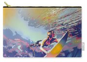 Abstract Surf Carry-all Pouch