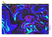 Abstract Swirl Art Carry-all Pouch