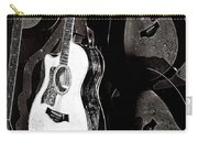 Abstract Taylor Guitars Carry-all Pouch