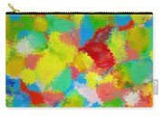 Abstract  Twenty  Of  Twenty  One Carry-all Pouch