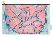 Abstract Us Carry-all Pouch