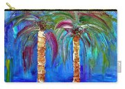 Abstract Venice Palms Carry-all Pouch