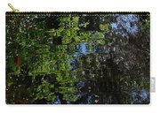 Abstract Water Reflection Carry-all Pouch