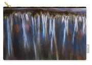 Abstract Waterfalls Childs National Park Painted  Carry-all Pouch