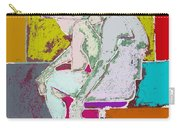 Abstraction 113 Carry-all Pouch by Patrick J Murphy