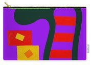 Abstraction 230 Carry-all Pouch