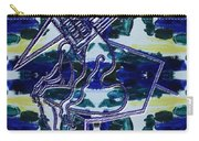 Abstraction 231 Carry-all Pouch
