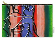 Abstraction 232 Carry-all Pouch by Patrick J Murphy