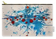 Abstraction 36 Carry-all Pouch