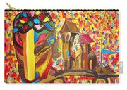 Abstraction 445 - Marucii Carry-all Pouch