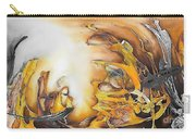 Abstraction 589-11-13 Marucii Carry-all Pouch