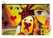 Abstraction 673 - Marucii Carry-all Pouch