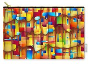 Abstraction 747 - Marucii Carry-all Pouch