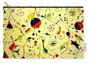 Abstraction 754 - Marucii Carry-all Pouch