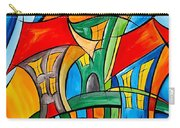 Abstraction 756 - Marucii Carry-all Pouch