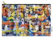 Abstraction 759 - Marucii Carry-all Pouch