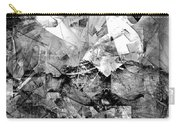 Abstraction B-w 0511 - Marucii Carry-all Pouch
