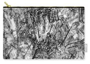 Abstraction B-w 0554 - Marucii Carry-all Pouch