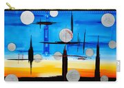 Abstraction - IIi - Carry-all Pouch