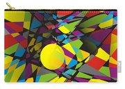 Abstraction V 063 Marucii Carry-all Pouch