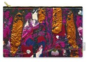 Abstracts 14 - The Deep Dark Woods Carry-all Pouch