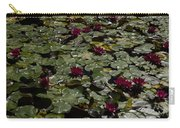 Abundance In Crimson  Carry-all Pouch