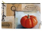 Abundance Carry-all Pouch by Linda Woods