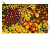 Abundance Of Yellows Reds And Oranges Carry-all Pouch