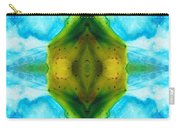 Abundant Life - Pattern Art By Sharon Cummings Carry-all Pouch