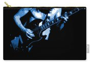 Ac Dc #35 In Blue Carry-all Pouch