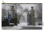 Academy Of Notre Dame - School For Girls Carry-all Pouch