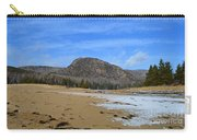 Acadia Beehive In Winter Carry-all Pouch