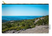 Acadia Blue Carry-all Pouch