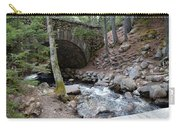 Acadia National Park Carriage Road Bridge Carry-all Pouch