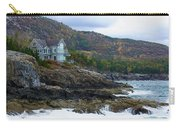 Acadia Seaside Mansion Carry-all Pouch