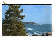 Acadian Shores In Winter Carry-all Pouch
