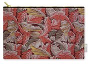 Acanthus Leaf Carry-all Pouch