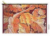 Acanthus Vine Design Carry-all Pouch