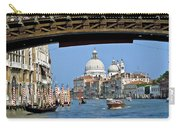 Accademia Bridge In Venice Italy Carry-all Pouch