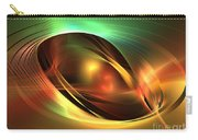 Accretion Disk Carry-all Pouch