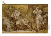 Achilles And Briseis Carry-all Pouch
