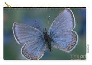 Acmon Blue Butterfly Plebejus Acmon Carry-all Pouch