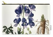 Aconitum Napellus Carry-all Pouch