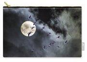 Across A Harvest Moon Carry-all Pouch