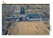 Across The Berkeley Pit Viewing  Carry-all Pouch
