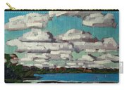 Across The Cataraqui Carry-all Pouch