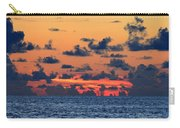 Across The Great Blue Waters Carry-all Pouch