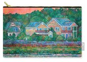 Across The Marsh At Pawleys Island       Carry-all Pouch by Kendall Kessler