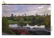 Across The Pond 2 - Central Park - Nyc Carry-all Pouch