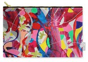 Acrylic Msc 042 Carry-all Pouch